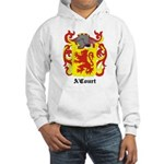 A'Court Coat of Arms Hooded Sweatshirt