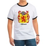 A'Court Coat of Arms Ringer T