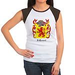 A'Court Coat of Arms Women's Cap Sleeve T-Shirt