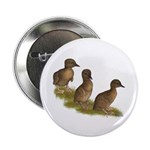 """Chocolate Runner Ducklings 2.25"""" Button (10 p"""