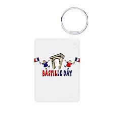 Bastille Day Keychains