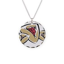 Hamantashen Necklace