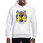 Ackroyd Coat of Arms Hooded Sweatshirt