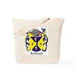 Ackroyd Coat of Arms Tote Bag
