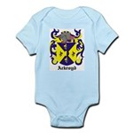 Ackroyd Coat of Arms Infant Creeper