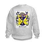 Ackroyd Coat of Arms Kids Sweatshirt