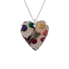 Artist Palette Necklace