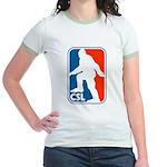 Cascadian Stomper League Jr. Ringer T-Shirt