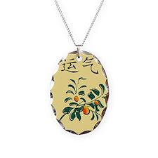 Good Luck Kumquat Necklace