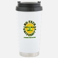 No-Tech University Travel Mug