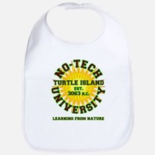 No-Tech University Bib