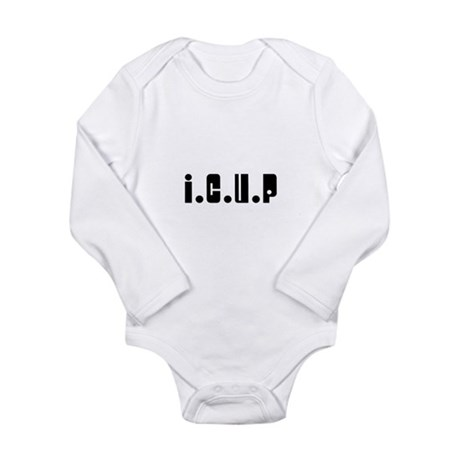 I.C.U.P Long Sleeve Infant Bodysuit