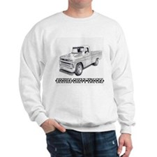 Cute Old chevy truck Sweatshirt