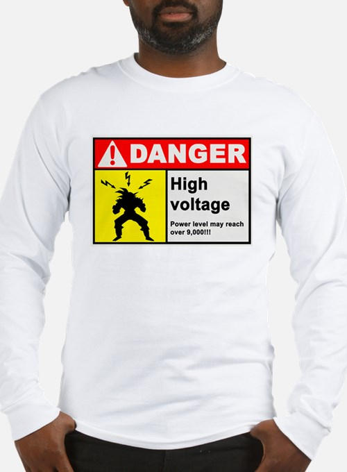High Voltage Long Sleeve T