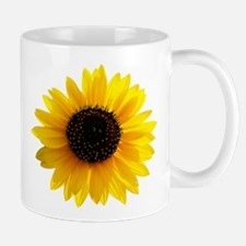 Golden sunflower Mug