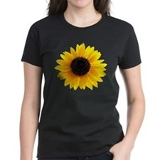 Golden sunflower Tee