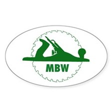 MBW Podcast Decal