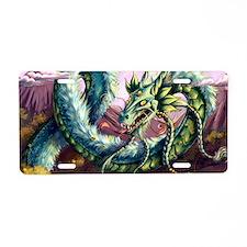 Fantasy Dragon License Plate