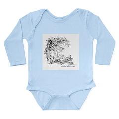 Music in the Wild Long Sleeve Infant Bodysuit