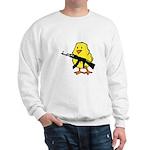 Gun Chick Sweatshirt