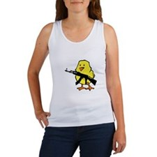 Gun Chick Women's Tank Top