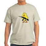 Gun Chick Light T-Shirt