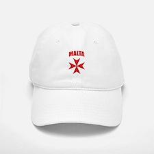 Malta Baseball Baseball Cap