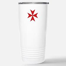 Maltese Cross Travel Mug