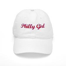 Philly Girl Baseball Cap