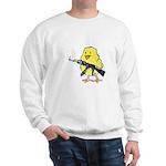 Vintage Gun Chick Sweatshirt
