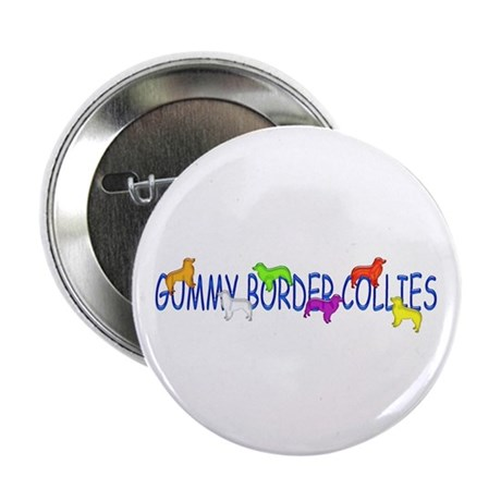 """Border Collie 2.25"""" Button (10 pack)"""