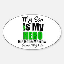 Son Hero Saved My Life Decal