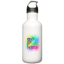 Three Peace Water Bottle