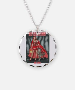 Red Riding Hood Wolf Tamer Necklace
