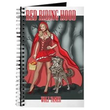 Red Riding Hood Wolf Tamer Journal
