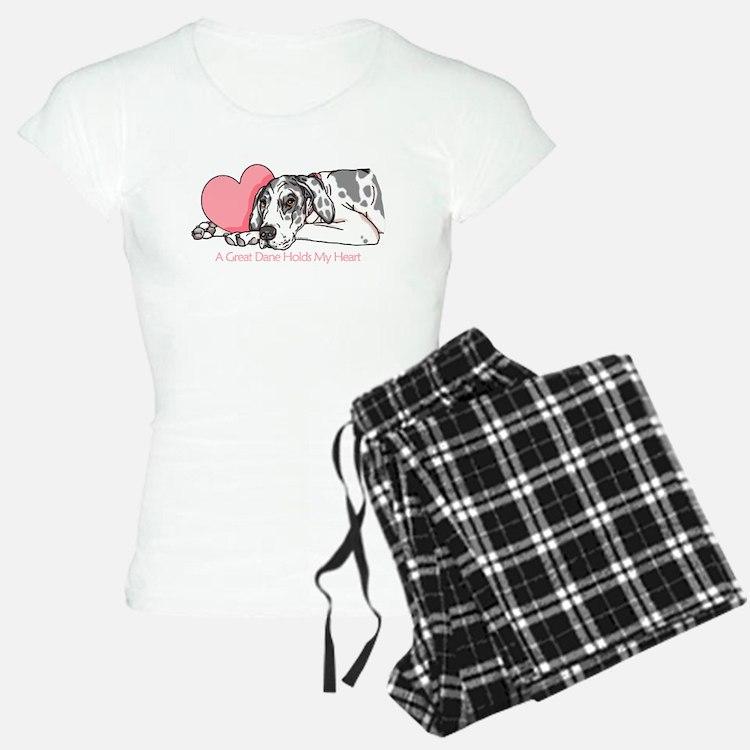Harle UC Holds Heart Pajamas