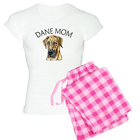 Brindle UC Dane Mom Women's Light Pajamas