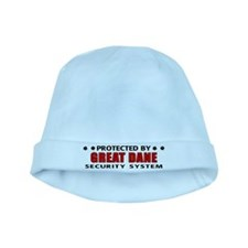 Great Dane Security baby hat