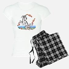 Great Dane MerleQ Crabby Pajamas