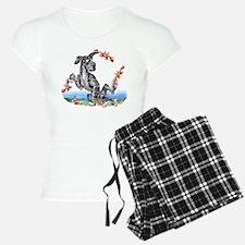 Great Dane Merle UC Crabby Pajamas