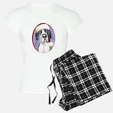 Santa Dane Mantle UC Pajamas