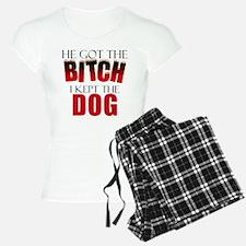 Dog Divorce Settlement Pajamas