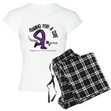 Crohn's Disease RunningForACure Pajamas