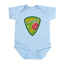 cricket ball shield Infant Bodysuit
