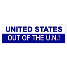 Out of the U.N.