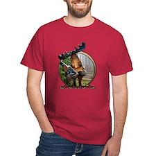 Party Moose T-Shirt