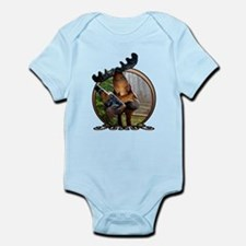 Party Moose Infant Bodysuit