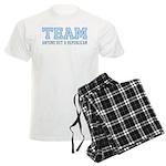 Team Anti Republican Men's Light Pajamas