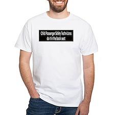 backseat T-Shirt