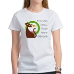 It's My Cat's World Women's T-Shirt